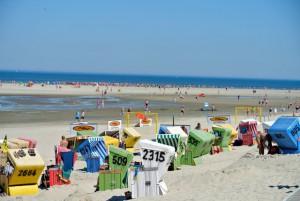 Strandkörbe 1